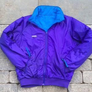 VTG 90's Columbia Ski Jacket, Large